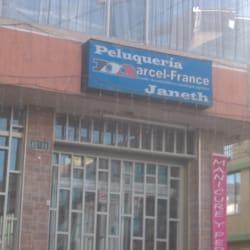 Peluqueria Janeth en Bogotá