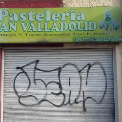 Pastelería Gran Valladolid en Bogotá