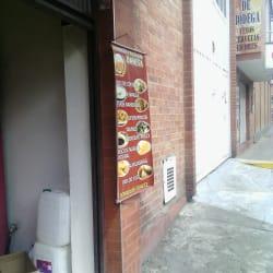 Pateleria Panaderia Danesa en Bogotá