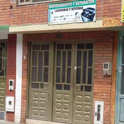 Mantenimiento y Reparación Lavadoras y Neveras en Bogotá