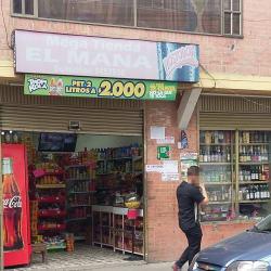 Mega Tienda El Mana en Bogotá