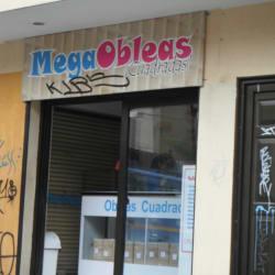 Megaobleas cuadradas chapinero en Bogotá