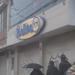 Mellos en Bogotá