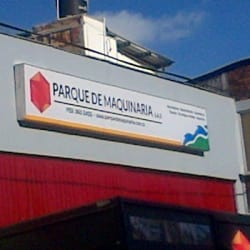 Parque de Maquinaria en Bogotá