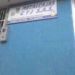 Metalcajas G y J SAS en Bogotá