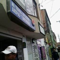 Mi Tierra Boyacense Arepas y Empanadas en Bogotá