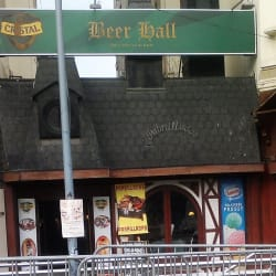 Restaurante Beer Hall en Santiago