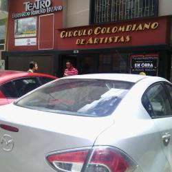Círculo Colombiano de Artistas en Bogotá