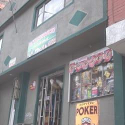 Autoservicio Ahorramas en Bogotá