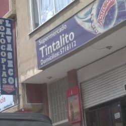 Supermercado Tintalito en Bogotá