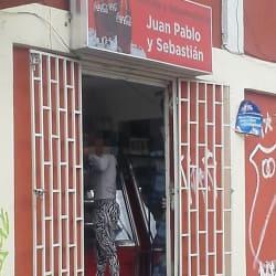 Avicola y Salsamentaria Juan Pablo y Sebastián en Bogotá