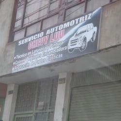 Servicio Automotriz Chevy Luu en Bogotá
