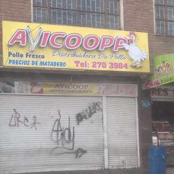 Avicoopp en Bogotá