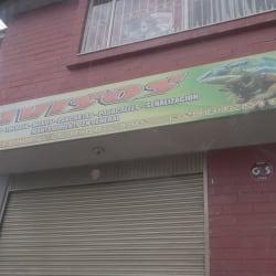 Avisos Carrera 77Q en Bogotá