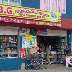 B.G. Supermercado Autoservicio  en Bogotá