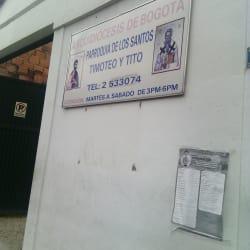 Parroquia de Todos los Santos Timoteo y Tito en Bogotá