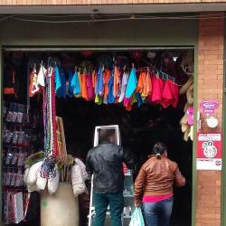 Cacharrería en la 70C en Bogotá