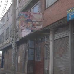 Cacharreria y Papeleria LUZ en Bogotá