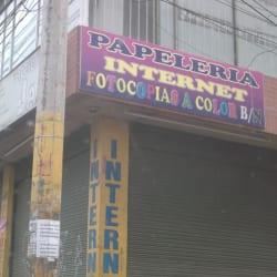 Papeleria Internet en Bogotá