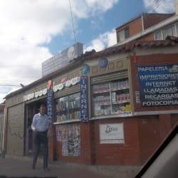 Papeleria Luz De Luna en Bogotá