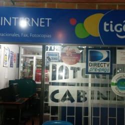 Café internet Calle 147 en Bogotá