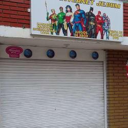Cafe Internet JE.COM en Bogotá