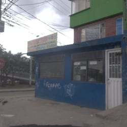 Cafe internet y minutos en Bogotá