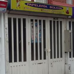 Papelería Bolivia en Bogotá