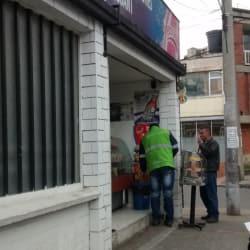 Cafeteria y Postres Paosant en Bogotá