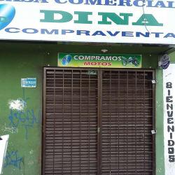 Casa Comercial Dina en Bogotá