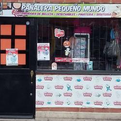 Pañalera Pequeño Mundo  en Bogotá