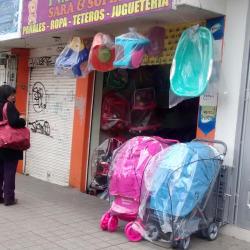 Pañalera y Variedades Sara & Sofia en Bogotá