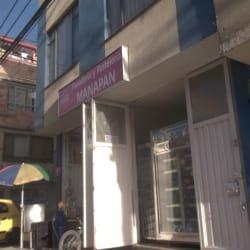 Panaderia y Pasteleria Manapan en Bogotá
