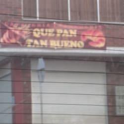 Panaderia y Pasteleria que Pan Tan Bueno en Bogotá