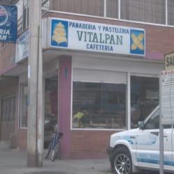 Panaderia y Pasteleria Vitalpan en Bogotá