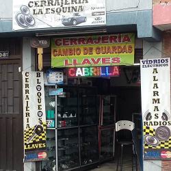 Cerrajería La Esquina en Bogotá