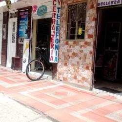 Cerrajeria y Telefonia Donde Hector en Bogotá
