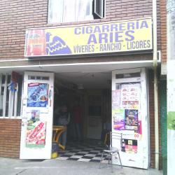 Cigarreria Aries en Bogotá