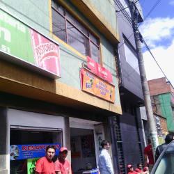 Panaderia y Cafeteria Lujan en Bogotá