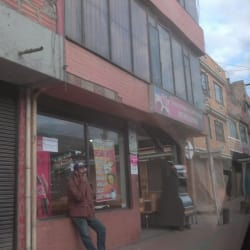 Panaderia y Cafeteria Merkapan en Bogotá