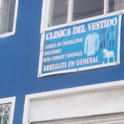 Clinica Del Vestido Carrera 72J en Bogotá