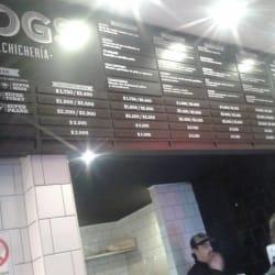 Hogs - Santiago Centro en Santiago
