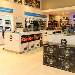 HP Store - Mall Costanera Center en Santiago