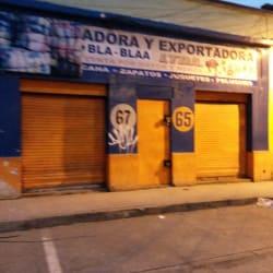 Importadora y Exportadora Bla Blaa en Santiago