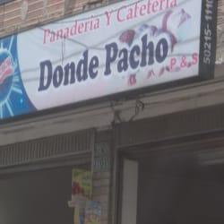 Panaderia Y Cafeteria Donde Pacho en Bogotá