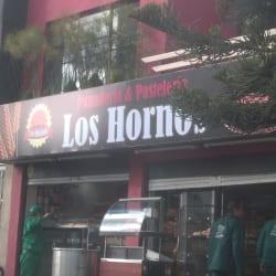 Panadería Los Hornos en Bogotá