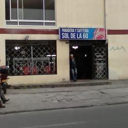 Panadería Sol de la 60 en Bogotá