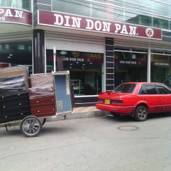 Panaderia Din Don Pan en Bogotá