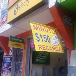 Efecty Avenida Calle 80 en Bogotá