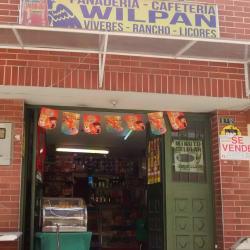 Panaderia Cafeteria Wilpan en Bogotá